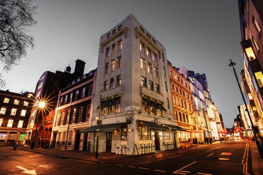 Photo of Townhouse Takeover at Six Storeys on Soho