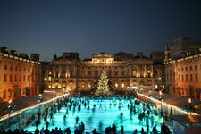 Hire Space - Venue hire Christmas Party Package 2017 at Somerset House