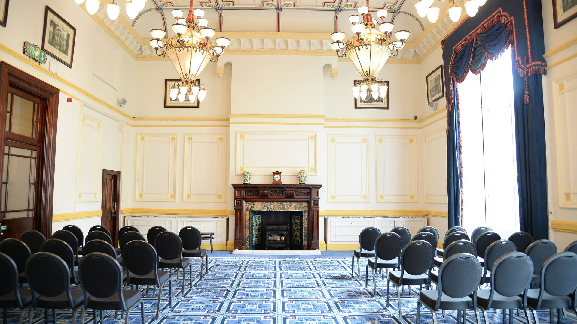 The Meston Suite Business The Royal Horseguards Hotel