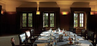 Hire Space - Venue hire Fairway at Pennyhill Park Hotel