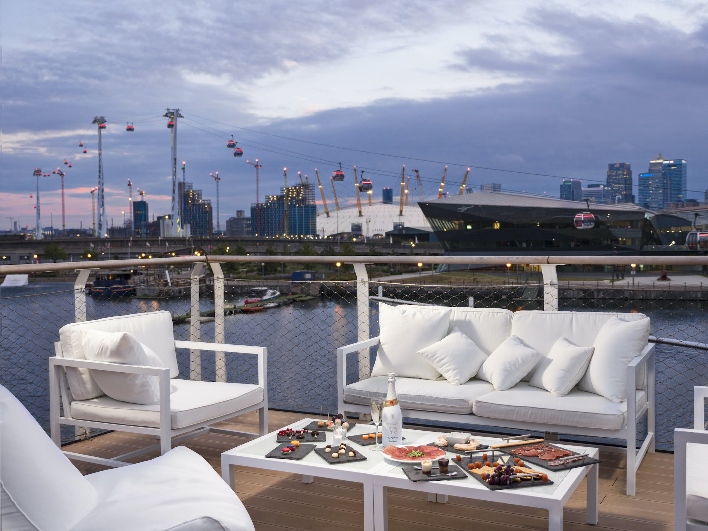 The Good Hotel : The roof events good hotel london