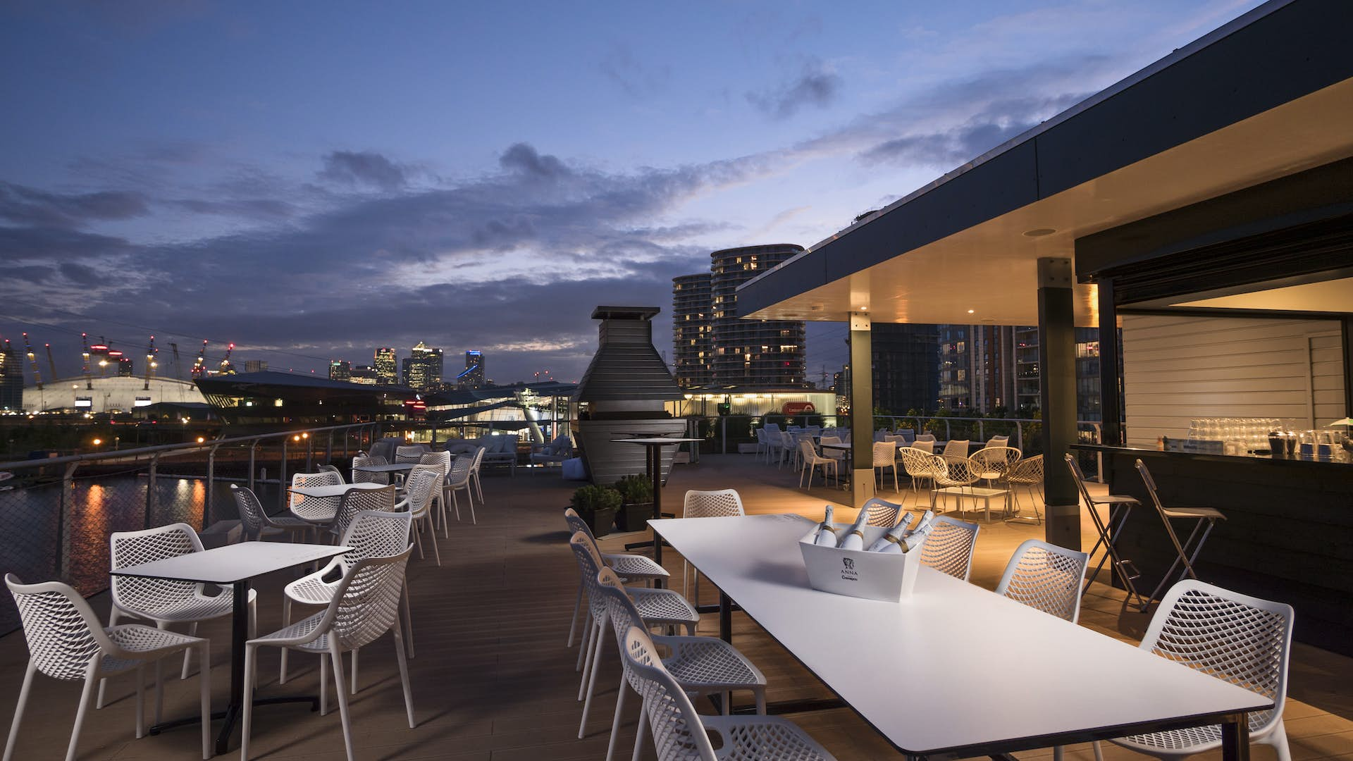 The Good Hotel Roof Terrace