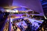 The Atrium at the Design Museum