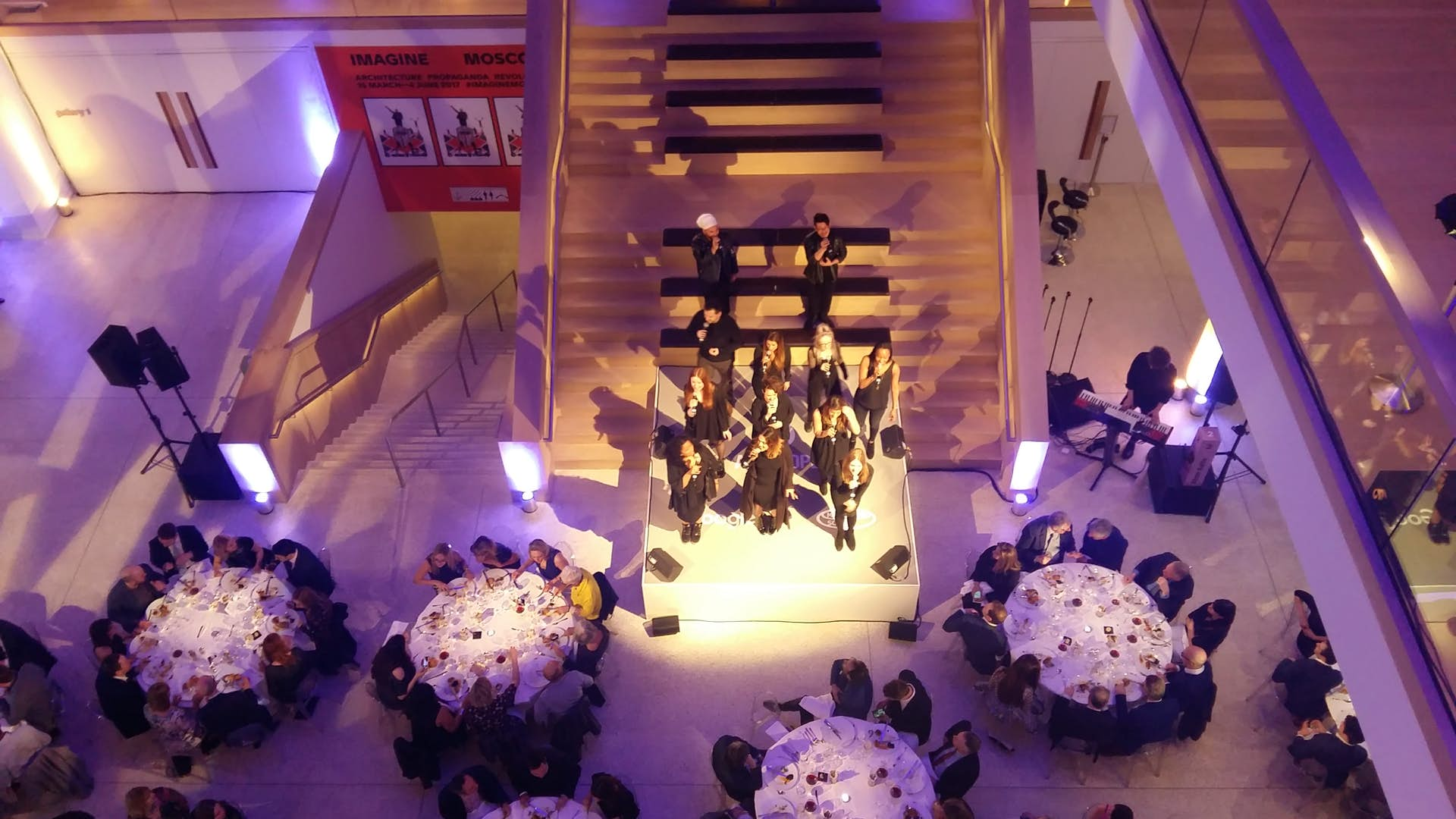 The Atrium Dining The Design Museum