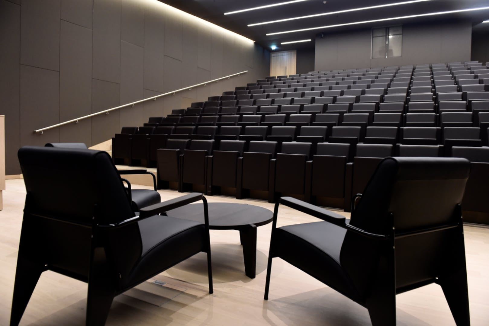 Bakala Auditorium Business The Design Museum
