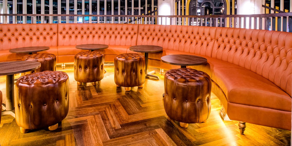 york bars New city swinger