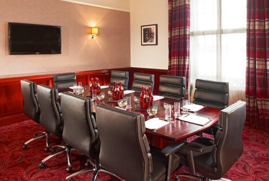 Photo of The Blue Boardroom at The Grosvenor Hotel