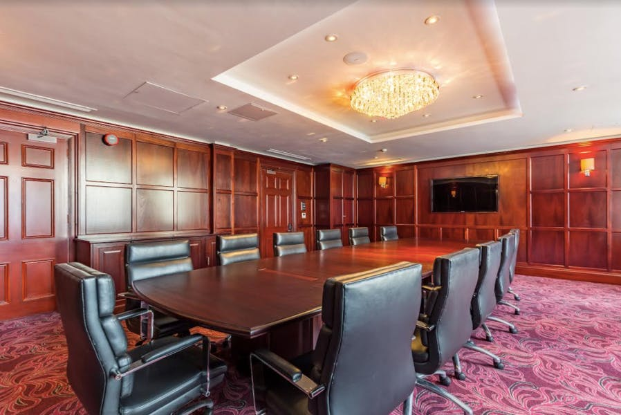Photo of The Rovos Boardroom at The Grosvenor Hotel