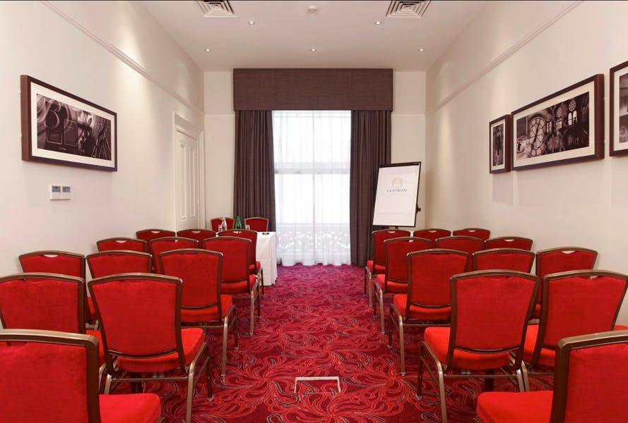 Photo of The Belle Room at The Grosvenor Hotel