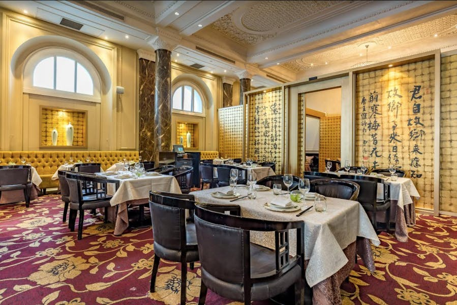 Photo of Grand Imperial Restaurant at The Grosvenor Hotel