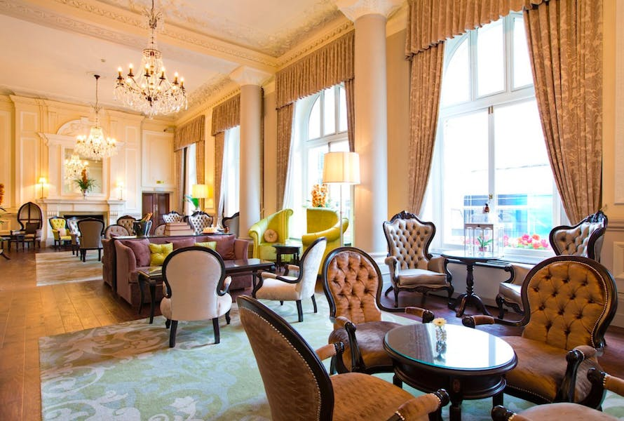 Photo of The Lounge at The Grosvenor Hotel