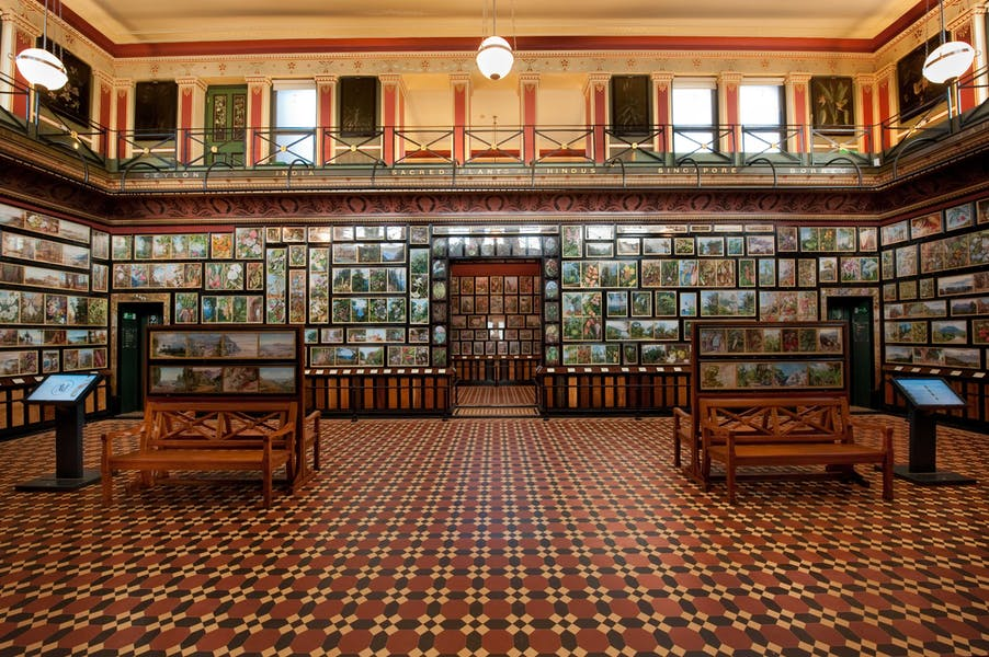 Photo of Marianne North Gallery at Kew Gardens