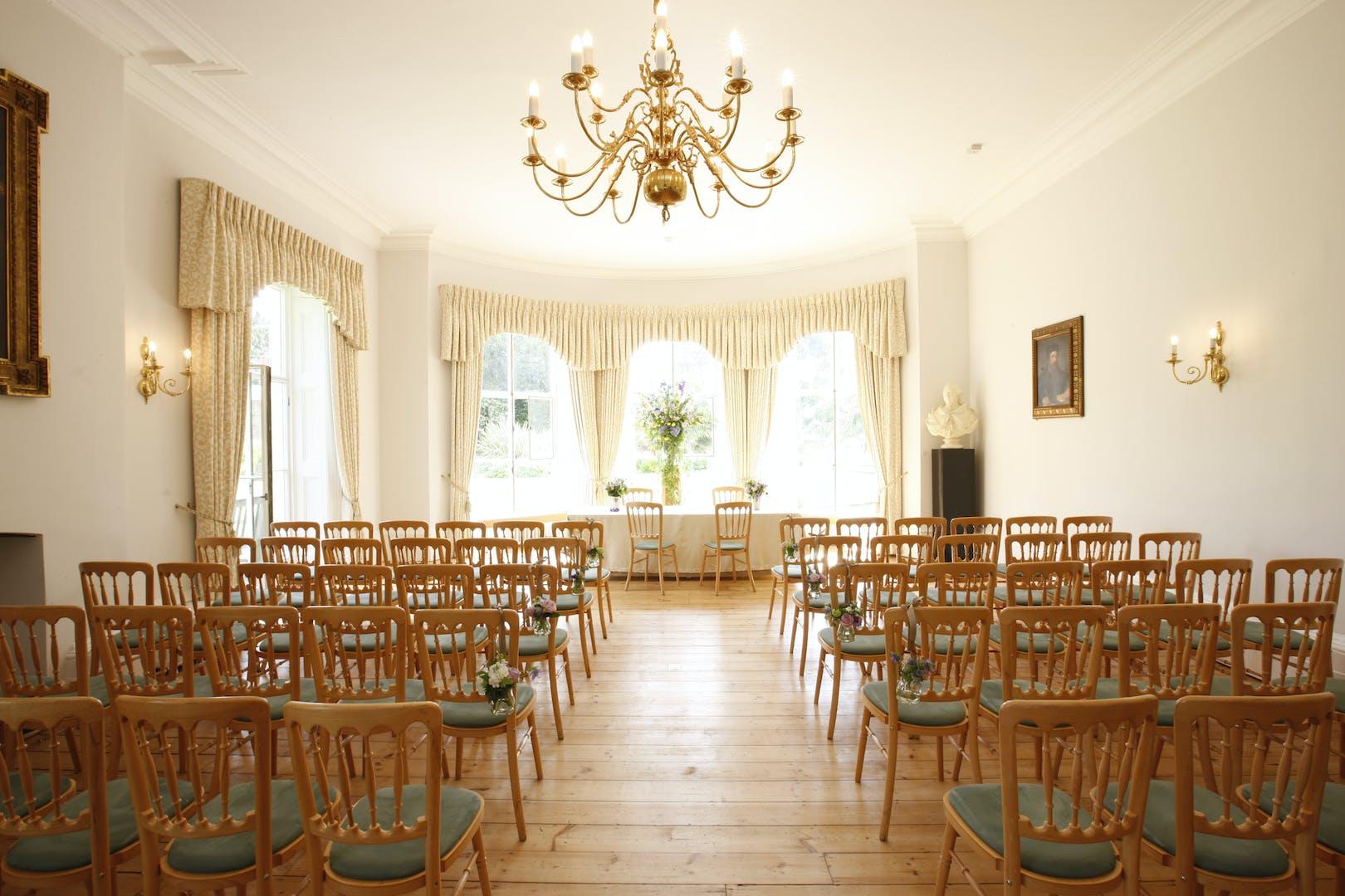 Cambridge cottage kew wedding