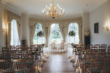 Hire Space - Venue hire Cambridge Cottage at Kew Gardens
