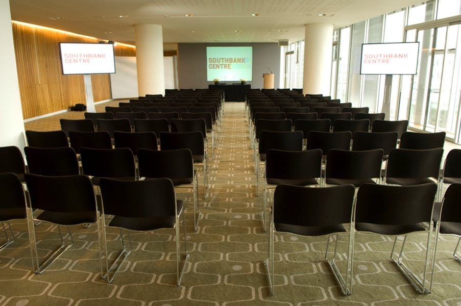 Photo of Level 5 Function Room at Southbank Centre