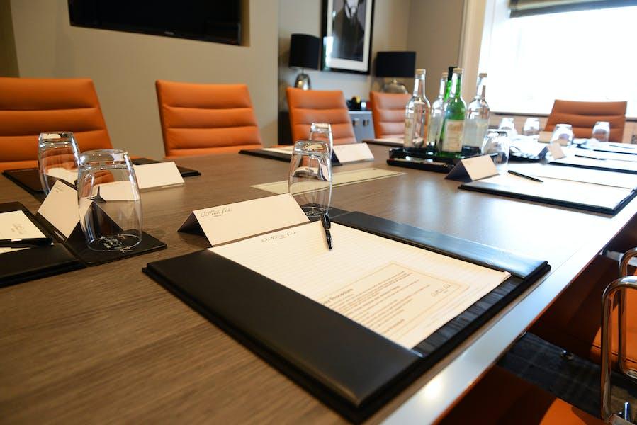 Photo of  Howard / Parr Room at Oatlands Park Hotel
