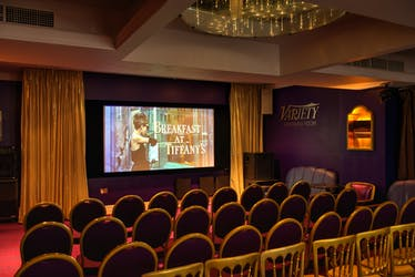 Hire Space - Venue hire The Cinema Room  at Karma Sanctum Soho