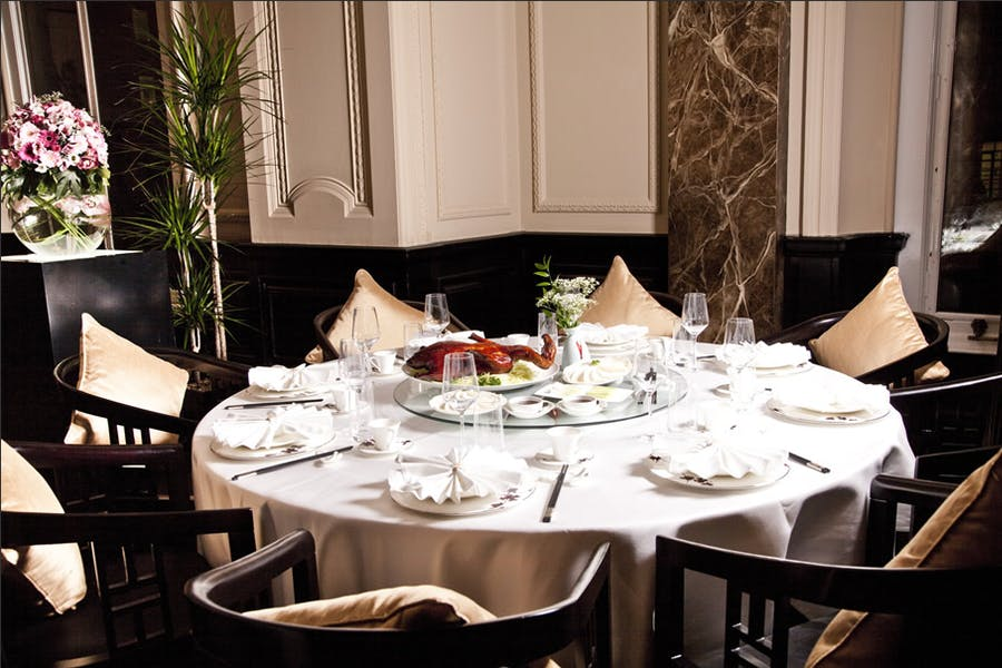 Photo of Grand Imperial Private Dining Room at The Grosvenor Hotel