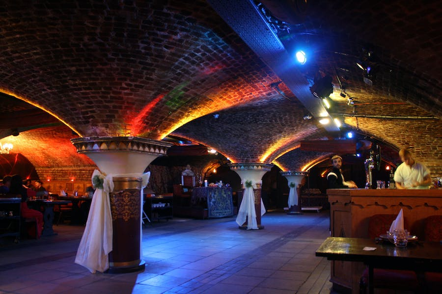 Photo of The Nightfall Banquet at The Ivory Vaults