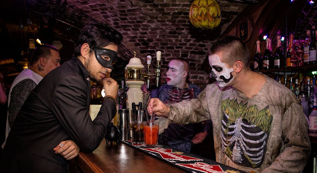 Photo of Halloween Themed Events at The Ivory Vaults