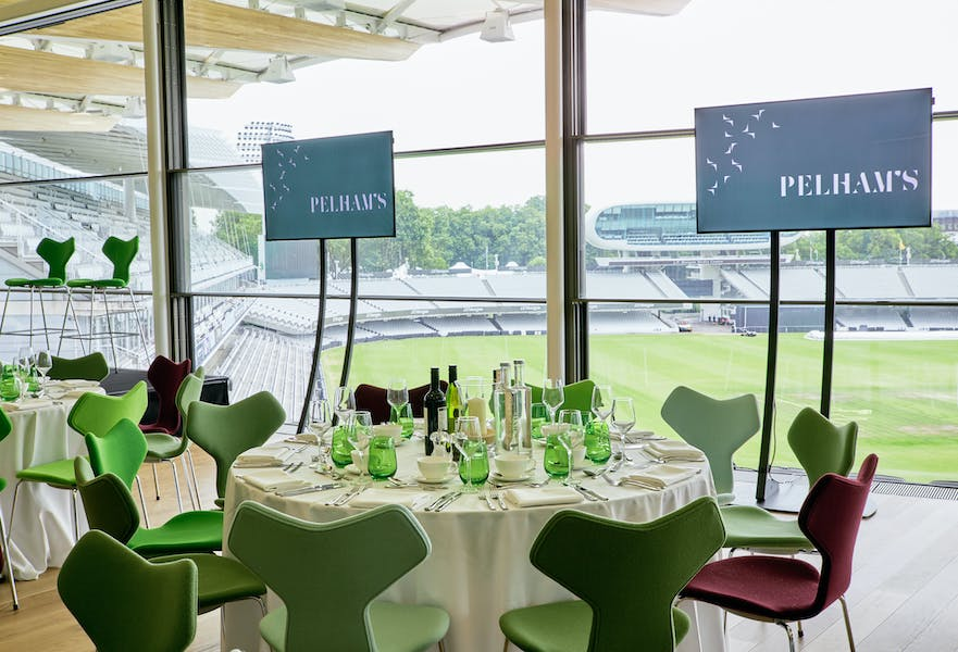 Photo of Pelham's at Lord's Cricket Ground