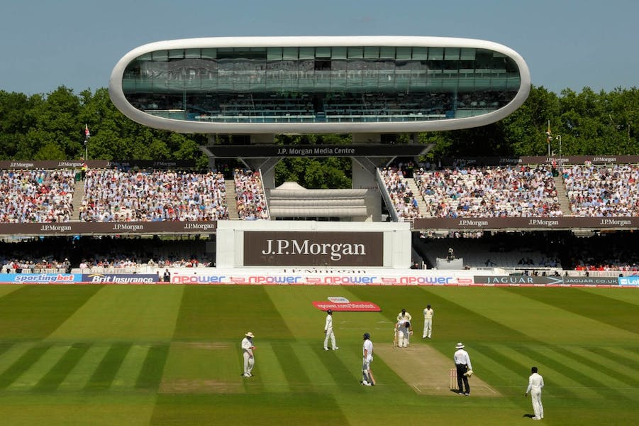 Photo of J.P. Morgan Media Centre at Lord's Cricket Ground