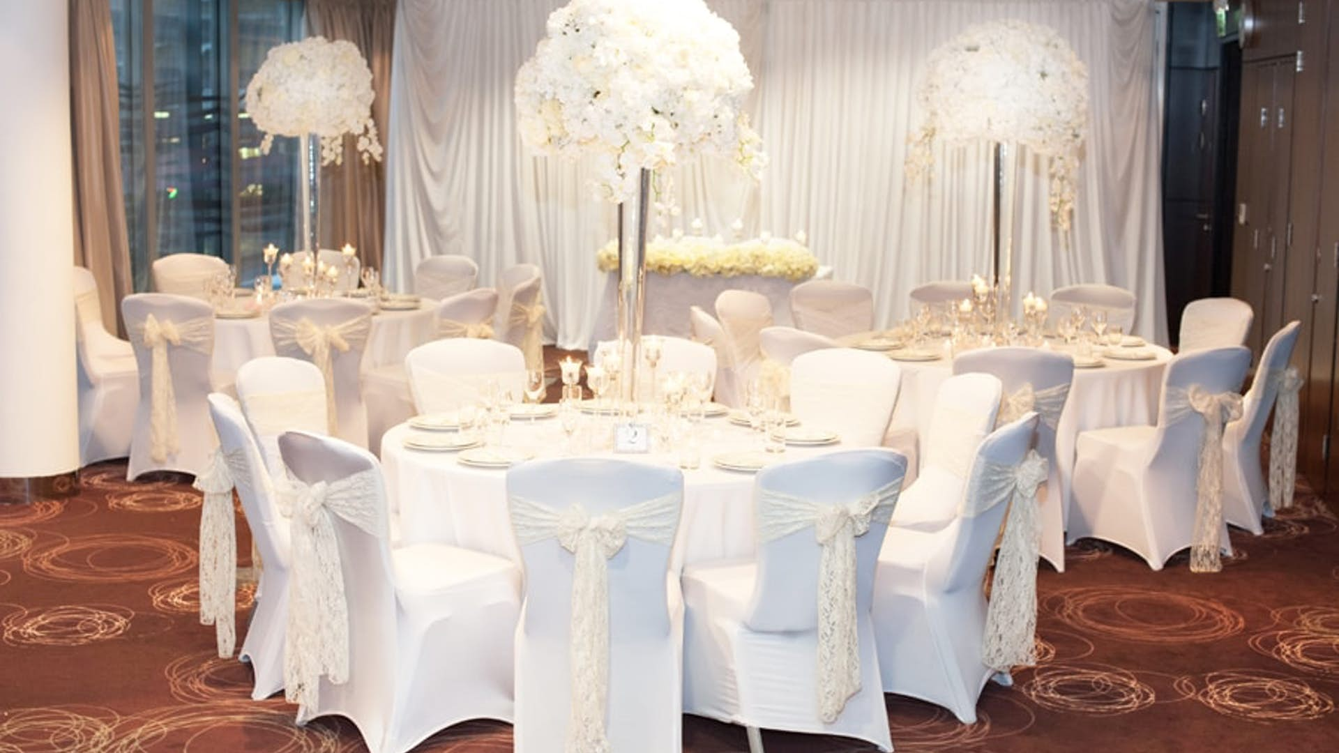 Victoria 3 Suite   Events   Holiday Inn London - Whitechapel