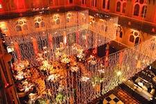 Hire Space - Venue hire Festive Sparkle Christmas Party at The Hop Exchange