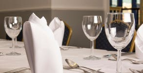Hire Space - Venue hire Brunswick Suite  at The Liverpool Yacht Club, Quayside Marina