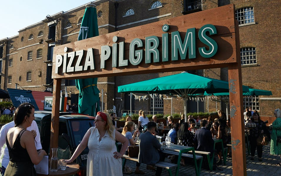 Photo of The Pizza Playground at Pizza Pilgrims