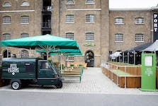 Hire Space - Venue hire The Pizza Playground at Pizza Pilgrims