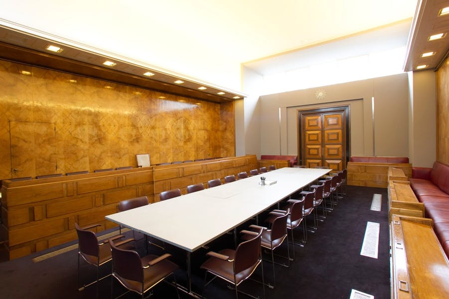 Photo of Council Chamber  at The Royal Institute of British Architects (RIBA)