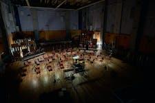 Photo of Studio One at Abbey Road Studios