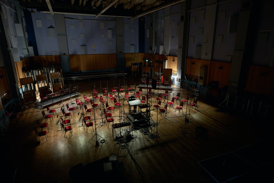 Photo of Studio One at Abbey Road Studios