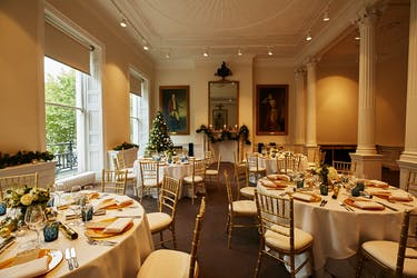 Hire Space - Venue hire Christmas Parties at 41 Portland Place