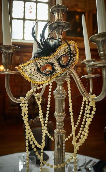 Photo of Christmas Masked Ball at Ironmongers' Hall