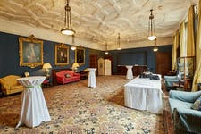 Hire Space - Venue hire Christmas Masked Ball at Ironmongers' Hall