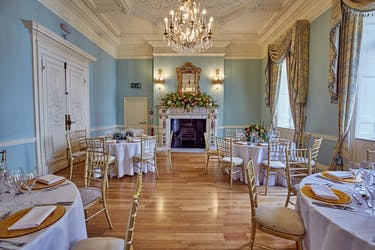 Hire Space - Venue hire Christmas Parties at Dartmouth House