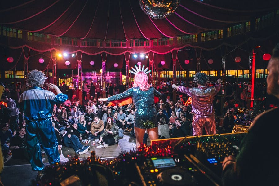 Photo of Full Venue Exclusive  at Winterville