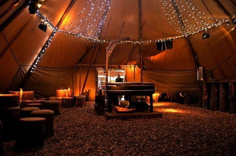 Photo of Private Tent/Bar at Winterville