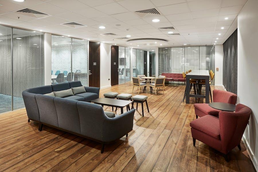 Photo of Meeting Room 1 at Marlin Waterloo