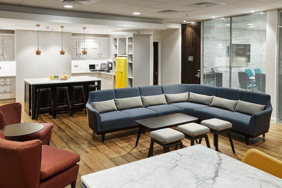 Photo of Meeting Room 6 at Marlin Waterloo