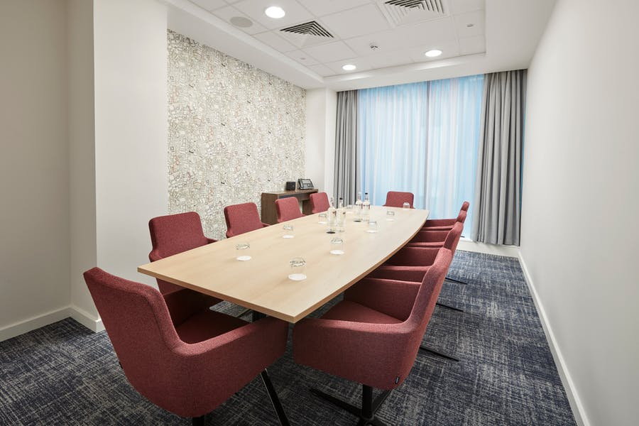 Photo of Meeting Room 7 at Marlin Waterloo