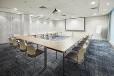 Hire Space - Venue hire Meeting Room 8 at Marlin Waterloo