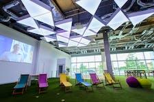 Hire Space - Venue hire CENTRE STAGE at Plexal