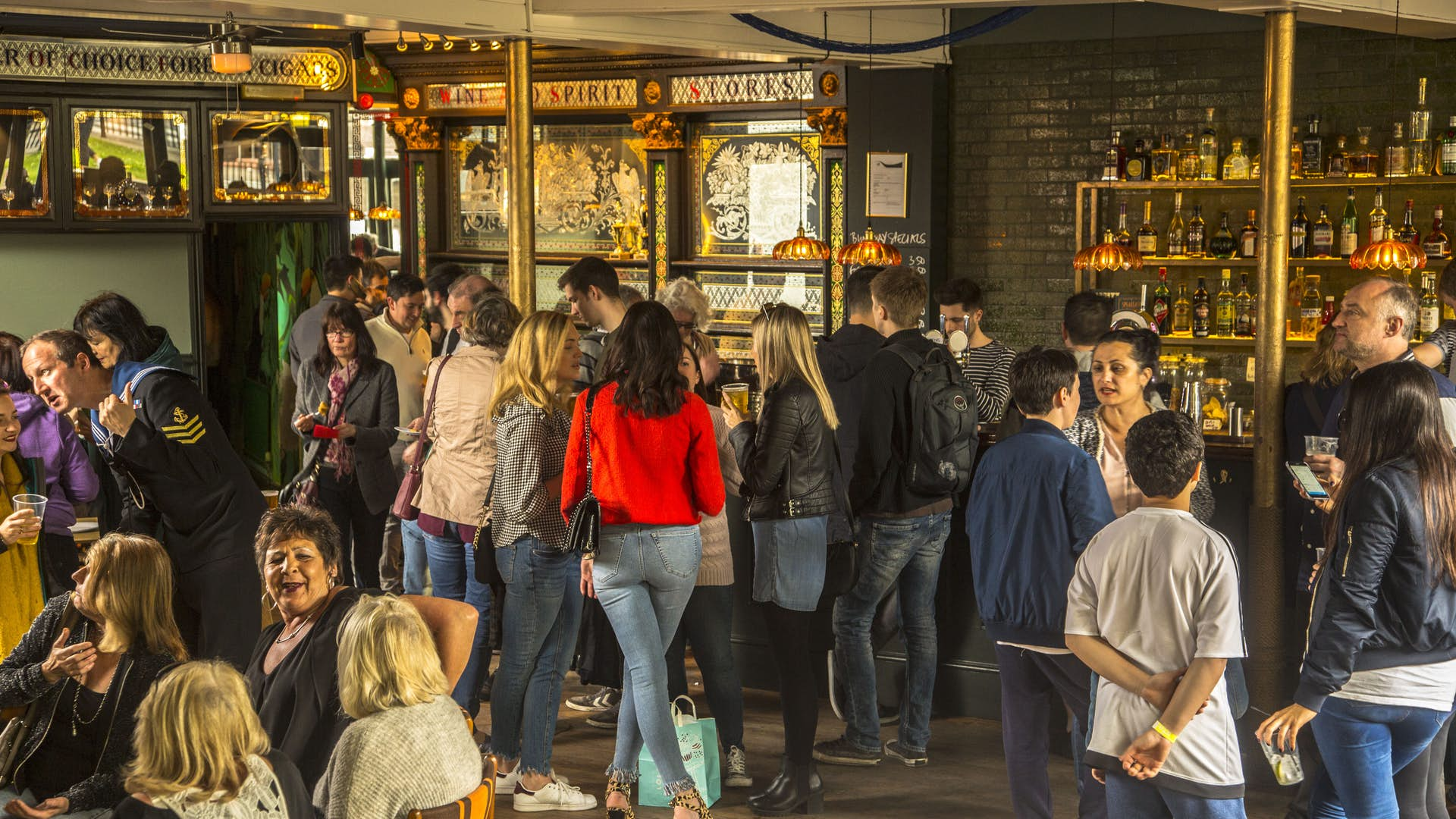 Pub Room For Hire East London