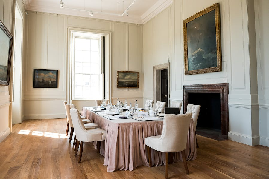 Photo of The Orangery and South Parlours at The Queen's House
