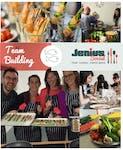 Hire Space - Venue hire Team Building Cookery Activities at Jenius Social