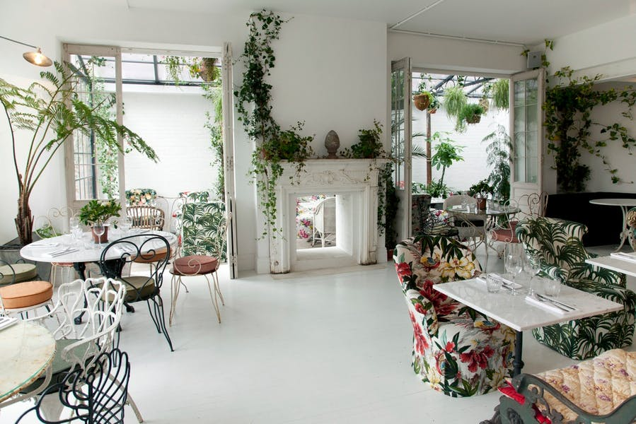Photo of Garden Room at Bourne & Hollingsworth Buildings