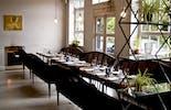 Cafe Room at Bourne & Hollingsworth Buildings